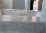 Carrera Marble Bathtub