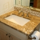 Emperador Light Marble Vanity Top