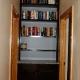 Granite Top on a Bookcase