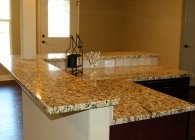 Santa Cecilia Granite Kitchen