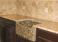 Undermount Granite Farmhouse Sink