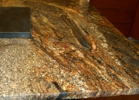 Showroom Granite Table