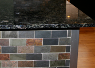 Slate Subway Tile