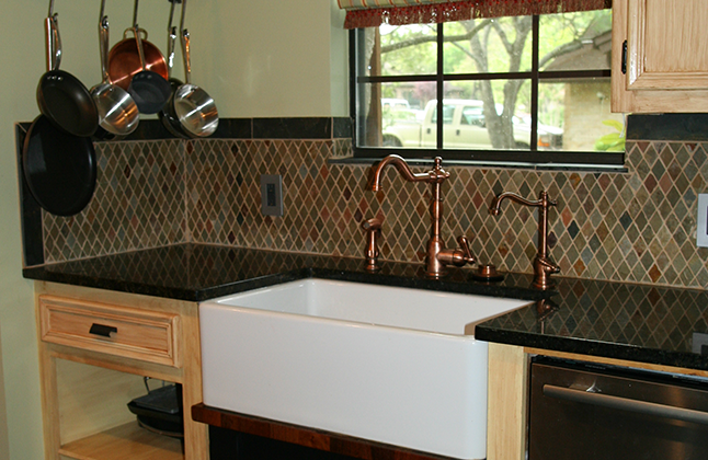 uba tuba granite kitchen counter