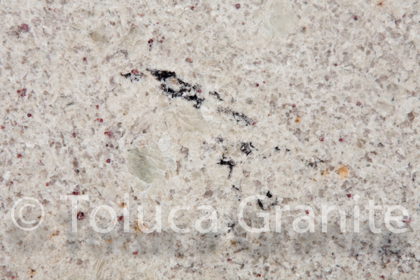 Kashmir White Granite Remnant A Small Granite Remnant In Austin Texas