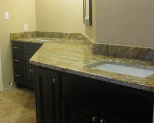 golden-bordeaux-granite-bathroom-vanity-austin