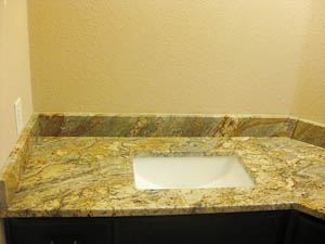 golden-bordeaux-granite-undermount-sink