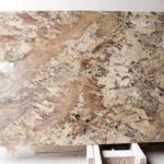 nepturn bordeaux granite in Austin Texas