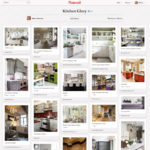 pinterest-kitchen-board with kitchen remodeling ideas