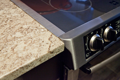Want Your Slide In Range To Fit With Your Granite Counters?