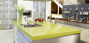CaesarStone Apple Martini 2710 Kitchen