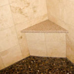 Granite Shower Seat