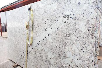 granite sample full slab example