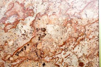 Harmony Bordeaux granite slab in Austin Texas