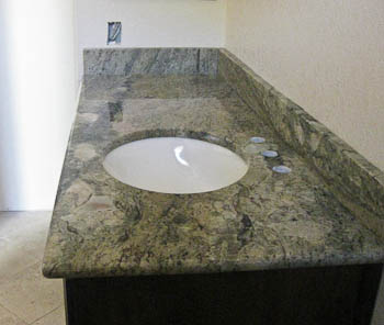 Merveilleux Surf Green Granite Countertop Surf Green Granite Countertop