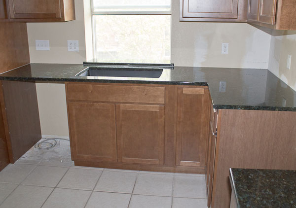 L shaped countertops for kitchens l shaped islands for for Kitchen remodeling round rock