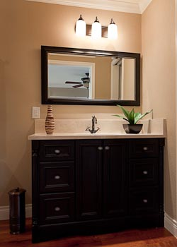 Creme Marfil Bathroom Vanity Top