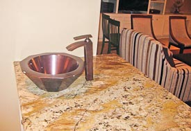 Kraus Copper Vessel Sink