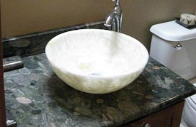 Vessel Sinks For Stone Counters