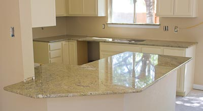 ... Rainforest Green Countertops Green Granite Kitchen Countertops India  Mixed ...