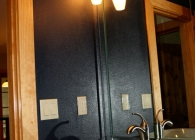Blue Pearl Granite Bathroom Counter