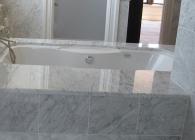 Carrera Marble Bathtub