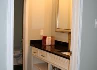 Black Pearl Granite Bathroom Counter
