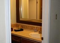 Hall Bathroom - Before