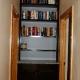 Granite Top on a Bookcase