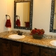 Santa Cecilia Granite Bathroom Vanity Top