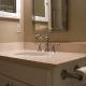 Crema Marfil Marble Bathroom Vanity Top