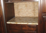 Copper Valley Small Kitchen Counter