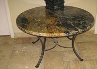 Copa Cabana Granite Coffee Table