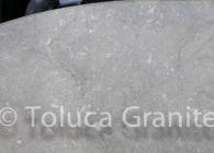 Jerusalem Grey Oval Tabletop