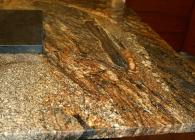 Showroom Granite Table