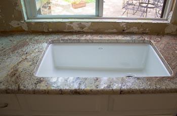 Kohler Undermount Kitchen Sink