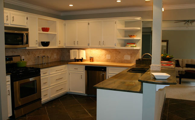 Wild Wild West Granite Kitchen