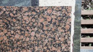 baltic brown granite remnant austin tx