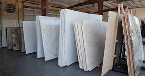 Marble slabs Shenoy Granite and Marble Austin TX