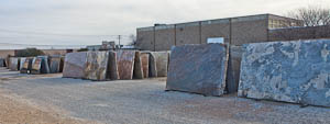 Young Stone Granite Yard Austin Texas