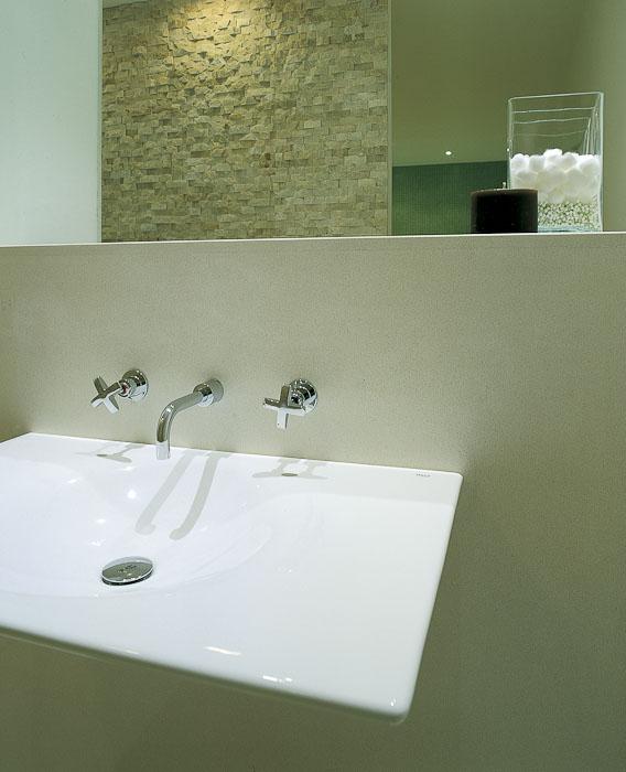 Caesarstone Quartz Cinder 2020 Vanity Commercial Line