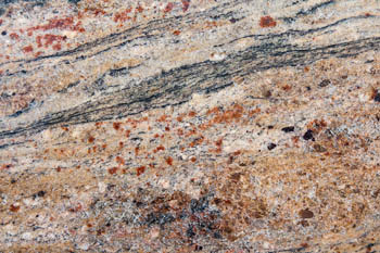 Lady Dream Granite For A Kitchen Countertop
