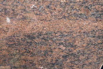 Detailed photo of Rustic Coral granite