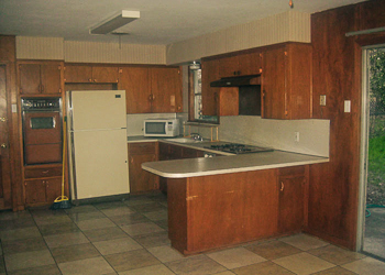 Vintage Austin Kitchen